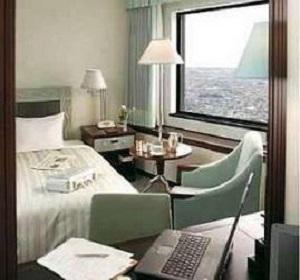 オークラアクトシティホテル浜松 客室一例(シングル)