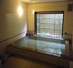 ホテルルートイン熊本 大浴場