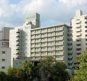 ホテルルートイン熊本 外観