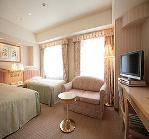 東京第一ホテル錦(客室一例ツイン)