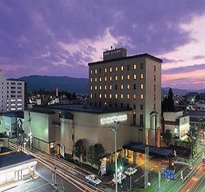 東京第一ホテル米沢(外観)