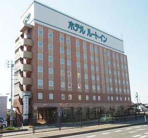 ホテルルートイン酒田(外観)