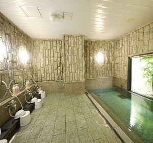 ホテルルートイン天童(大浴場)