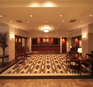 東京第一ホテル錦(ロビー)