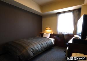ホテルルートイン第一長野・客室一例