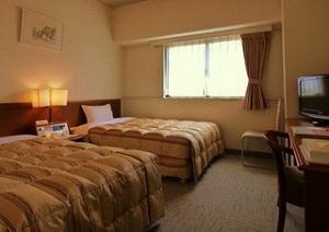 ホテルルートイン松江 部屋タイプ一例