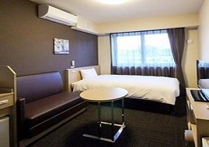 ホテルルートイン釜石 部屋タイプ一例