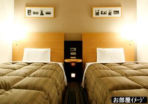 コンフォートホテル小倉_部屋タイプ2