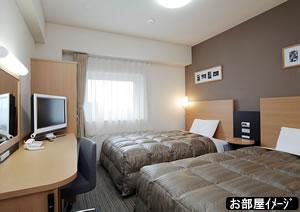 コンフォートホテル黒崎_部屋タイプ2