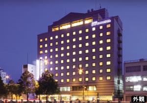 東京第一ホテル松山_外観