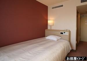 東京第一ホテル松山_部屋タイプ1