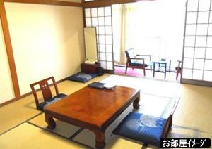 リバーサイドホテル松栄(客室一例)