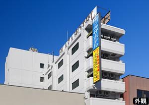 上田プラザホテル(外観)
