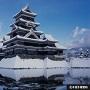 松本城積雪時イメージ