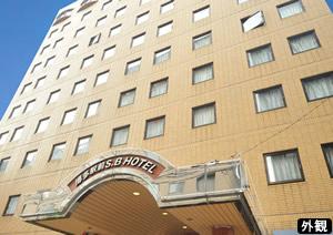 博多駅前S.Bホテル