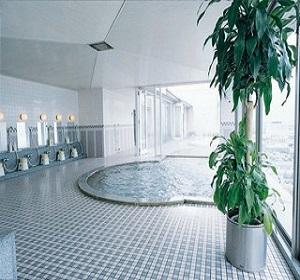 東京第一ホテル鶴岡(大浴場)