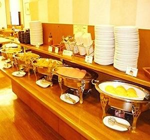 ホテルルートイン酒田(朝食)