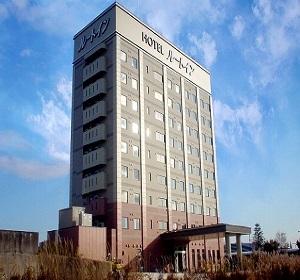 ホテルルートイン新庄駅前(外観)