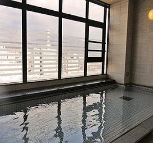 ホテルルートイン山形駅前(大浴場)