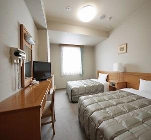 ホテルルートイン天童(客室一例)