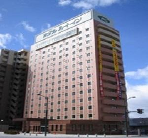 ホテルルートイン山形駅前(外観)