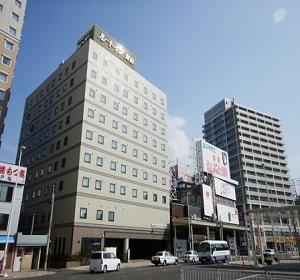 ホテルルートイン青森駅前(外観)