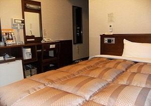 ホテルルートイン焼津インター 部屋タイプ一例