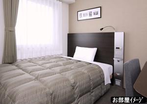 コンフォートホテル小倉_部屋タイプ1