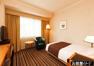 札幌エクセルホテル東急(客室一例)