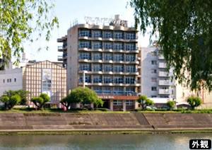 リバーサイドホテル松栄(外観)